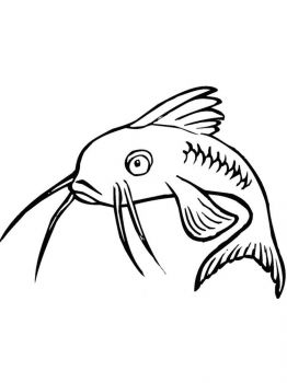 Catfish-coloring pages-7