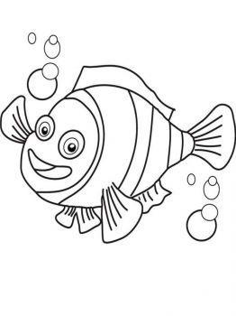 malvorlagen clownfisch - ausmalbilder kostenlos zum ausdrucken