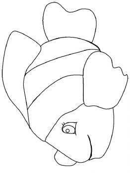 Clownfish-coloring pages-8