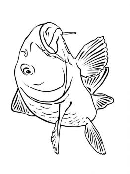 Freshwater-Fish-coloring-pages-2