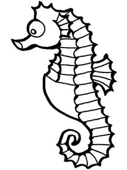 Seahorse-coloring pages-7