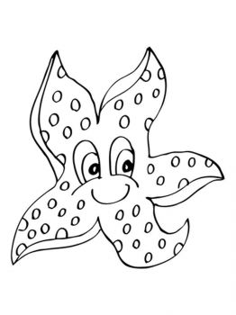 Starfish-coloring pages-11