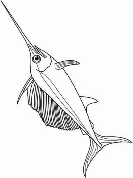Swordfish-coloring pages-9