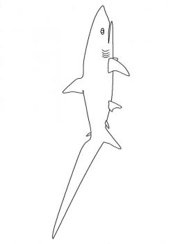 coloring-pages-animals-sharks-7