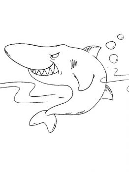 coloring-pages-animals-sharks-9