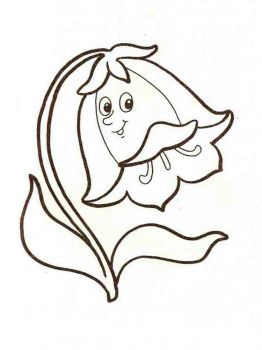 Bellflower-coloring-pages-7