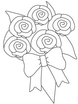 Flower-Bouquet-coloring-page-11