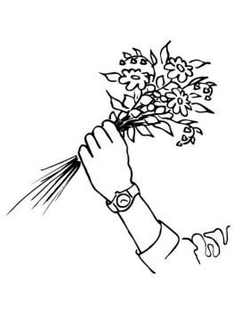 Flower-Bouquet-coloring-page-13