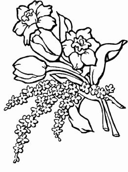 Flower-Bouquet-coloring-page-14