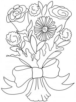 Flower-Bouquet-coloring-page-18