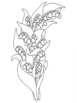 Lily-of-the-valley-flower-coloring-pages-9