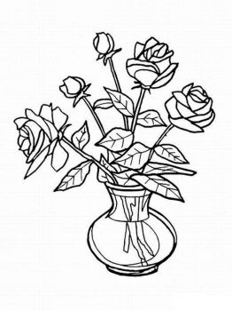 flower-in-vase-coloring-pages-2