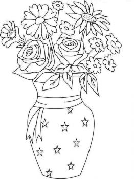 flower-in-vase-coloring-pages-21