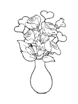 flower-in-vase-coloring-pages-7