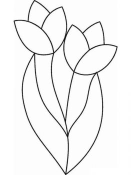 tulip-flower-coloring-pages-3
