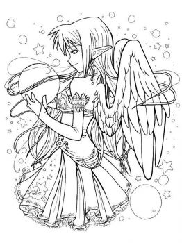 Anime-Angels-coloring-pages-7