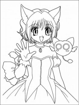 Anime-Cats-coloring-pages-2