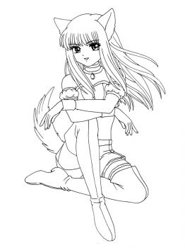 Anime-Girls-coloring-pages-11