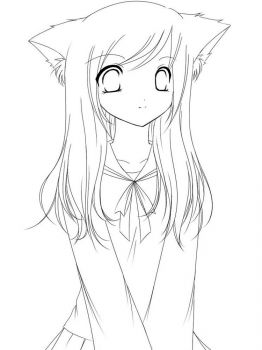 Anime-Girls-coloring-pages-14