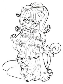 Anime-Girls-coloring-pages-2