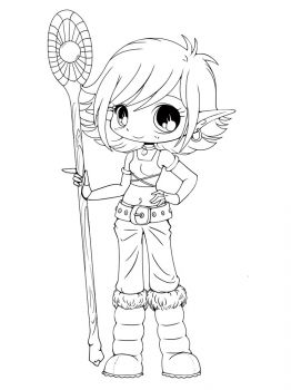 Anime-Girls-coloring-pages-9