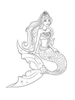 Barbie-mermaid-coloring-pages-4