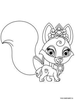 Disney-Palace-Pets-coloring-pages-10