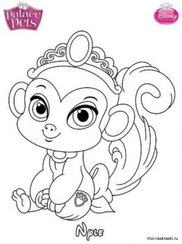 Disney-Palace-Pets-coloring-pages-11