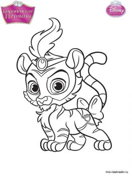 Disney-Palace-Pets-coloring-pages-19