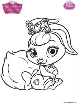 Disney-Palace-Pets-coloring-pages-20