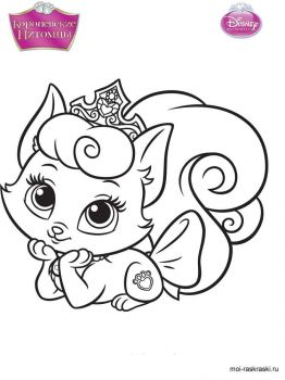 Disney-Palace-Pets-coloring-pages-21