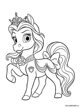 Disney-Palace-Pets-coloring-pages-5