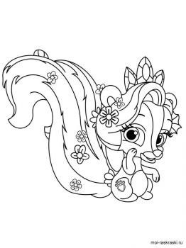 Disney-Palace-Pets-coloring-pages-9