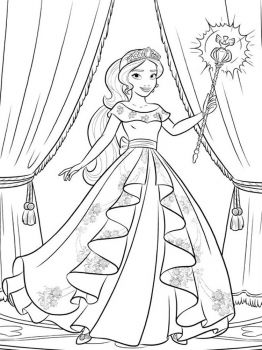 Elena-Of-Avalor-coloring-pages-9