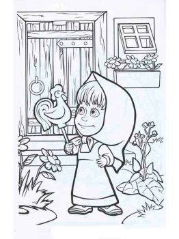 Mascha-and-bear-coloring-pages-12