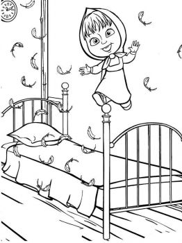 Mascha-and-bear-coloring-pages-24
