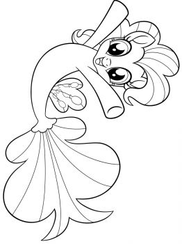 Mermaid-pony-coloring-pages-10