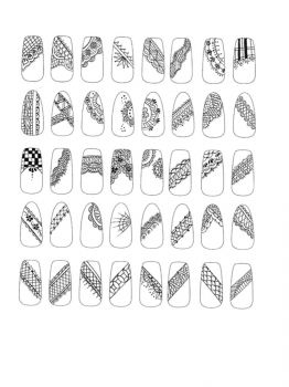 Nail-coloring-pages-7