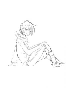 Noragami-coloring-pages-3