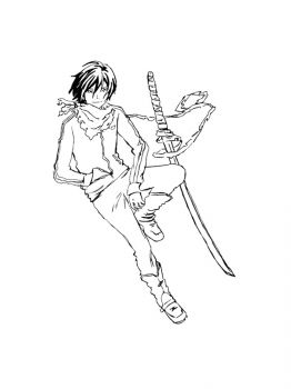 Noragami-coloring-pages-5
