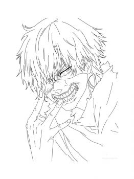 Tokyo-Ghoul-coloring-pages-3