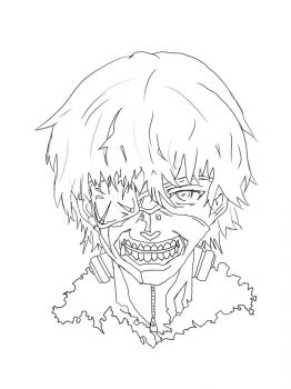 Tokyo-Ghoul-coloring-pages-8