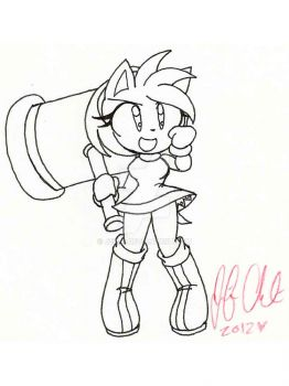 amy-rose-coloring-pages-1