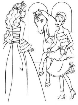 barbie-and-horse-coloring-pages-5