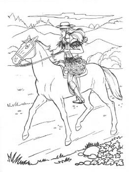barbie-and-horse-coloring-pages-8