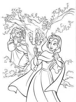 beauty-and-the-beast-coloring-pages-28