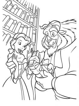 beauty-and-the-beast-coloring-pages-5