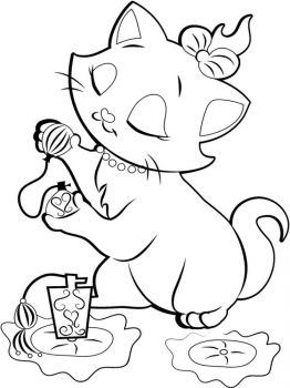 disney-marie-cat-coloring-pages-1
