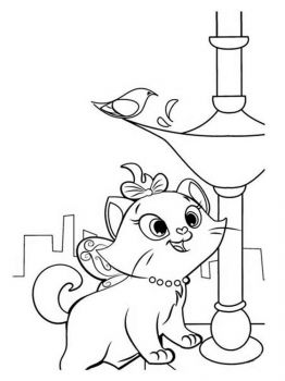 disney-marie-cat-coloring-pages-6