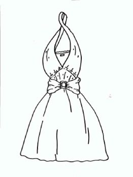 dress-coloring-pages-13